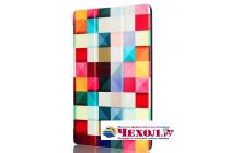 """Фирменный необычный чехол для  Samsung Galaxy Tab E 9.6 SM-T560N/T561N/T565N """" """"тематика яркая Мозаика"""""""