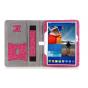 Фирменный чехол для Samsung Galaxy Tab 3 10.1 P5200/P5210/P5220 леопардовый красный