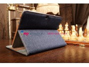 Чехол для Samsung Galaxy Tab 3 10.1 GT-P5200/P5210 джинсовый синий..