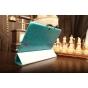 Фирменный чехол для Samsung Galaxy Tab 3 10.1 P5200/P5210 SLIM бирюзовый