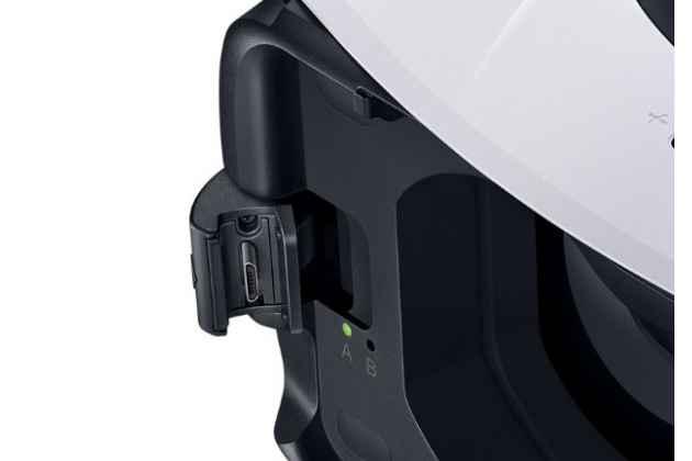 Фирменный оригинальный Шлем Виртуальной Реальности/ 3D- очки/ VR- шлем Samsung Gear VR VR3 SM-R322 для телефонов Samsung Galaxy Note 5/ S6 edge Plus +/ S6/ S6 edge/ S7/ S7 edge