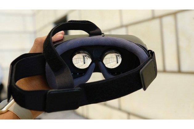 Фирменный оригинальный Шлем Виртуальной Реальности/ 3D- очки/ VR- шлем Samsung Gear VR VR4 SM-R321 для телефонов Samsung Galaxy Note 5/ Note7/ S6 edge Plus +/ S6/ S6 edge/ S7/ S7 edge