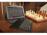 Фирменный оригинальный чехол со съёмной Bluetooth-клавиатурой для Samsung Galaxy Note 10.1 N8000/N8010//N8013/..