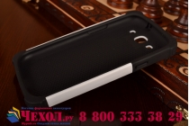 Противоударный усиленный ударопрочный фирменный чехол-бампер-пенал для Samsung Galaxy S3 GT-I9300/Duos GT-I9300I белый