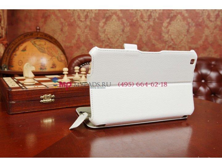 Фирменный чехол для Samsung Galaxy Tab 3 8.0 SM T310/T311/T315 белый
