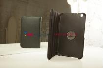 Чехол для Samsung Galaxy Tab 3 8.0 T310/T311/T315 роторный оборотный поворотный черный кожаный