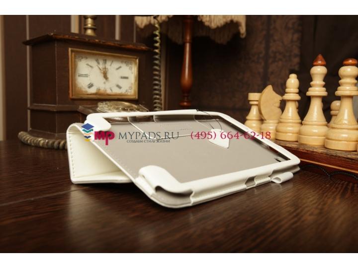 Чехол-обложка для Samsung Galaxy Tab 3 8.0 T310/T311 белый