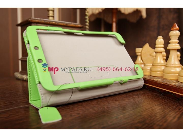 Чехол-обложка для Samsung Galaxy Tab 3 8.0 T310/T311 зеленый