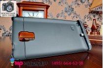 Чехол-бампер со встроенной усиленной мощной батарей-аккумулятором большой повышенной расширенной ёмкости 5500mAh для Samsung Galaxy Note 4 SM-G850F/SM-N910C черный + гарантия