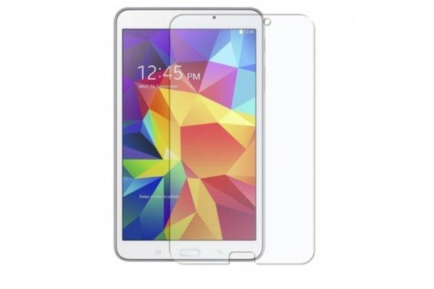 Фирменная защитная пленка для планшета Samsung Galaxy Tab 4 8.0 SM-T330/T331/T335 глянцевая