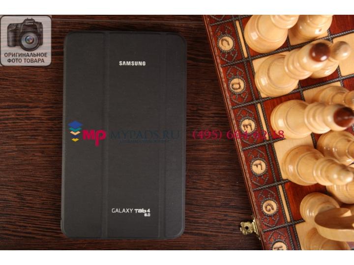 Чехол с логотипом для Samsung Galaxy Tab 4 8.0 SM-T330/T331/T335 с дизайном