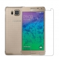 Фирменная защитная пленка для телефона Samsung Galaxy Alpha SM-G850F матовая..