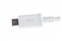 Фирменный оригинальный USB дата-кабель для телефона Samsung Galaxy Alpha SM-G850F + гарантия