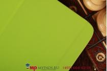 """Чехол с логотипом для Samsung Galaxy Note 10.1 N8000 с дизайном """"Book Cover"""" мятный зеленый"""