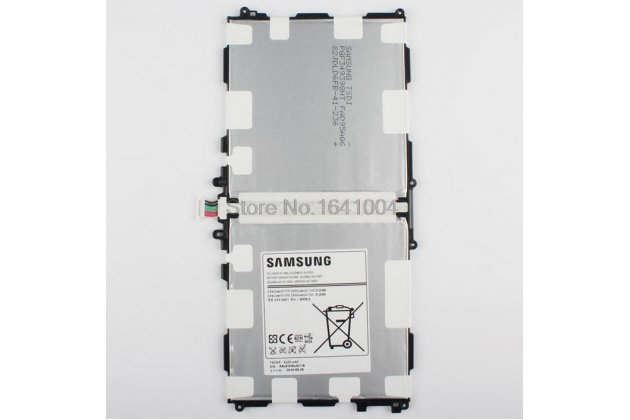 Фирменная аккумуляторная батарея  8220mAh T8220E на планшет Samsung Galaxy Note 10.1 2014 SM-P6000/P6050 / Tab Pro 10.1 SM T520/T525 + инструменты для вскрытия + гарантия