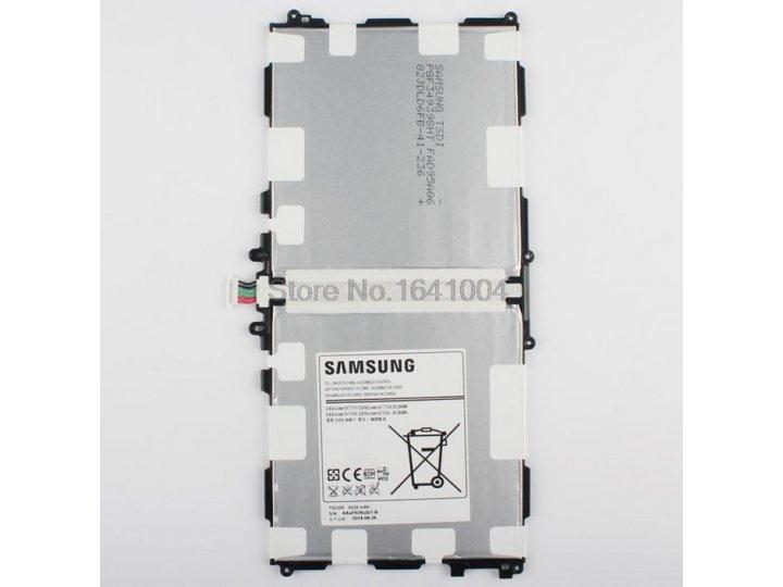 Фирменная аккумуляторная батарея  8220mAh T8220E на планшет Samsung Galaxy Note 10.1 2014 SM-P6000/P6050 / Tab..