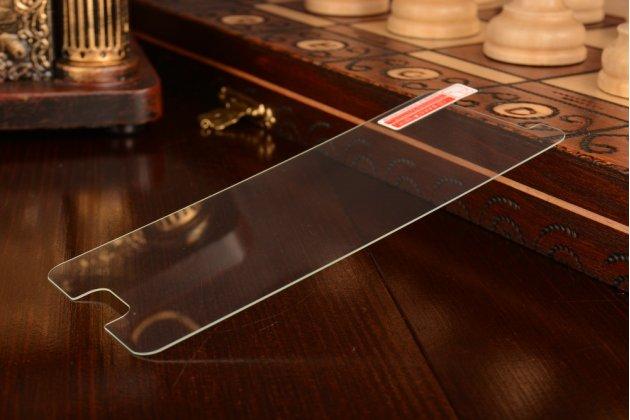 Фирменное защитное закалённое противоударное стекло премиум-класса из качественного японского материала с олеофобным покрытием для Samsung Galaxy A3 (2016) SM-A310/ A3100/ A310F 4.7
