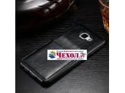Фирменная роскошная элитная премиальная задняя панель-крышка для Samsung Galaxy A7 2016 / A7100 / A710F / A7+ ..