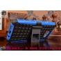Противоударный усиленный ударопрочный фирменный чехол-бампер-пенал для Samsung Galaxy A7 2016 / A7100 / A710F ..