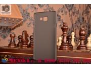 Фирменная задняя панель-крышка-накладка из тончайшего и прочного пластика для Samsung Galaxy A7 2016 / A7100 /..