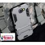 Противоударный усиленный ударопрочный фирменный чехол-бампер-пенал для Samsung Galaxy A9 Pro SM-A910F/DS 6.0 с..