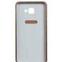 """Фирменная роскошная элитная премиальная задняя панель-крышка для Samsung Galaxy A9 2016 A900F /A9000 6.0""""  из качественной кожи буйвола черная"""