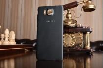 Фирменная задняя оригинальная , которая шла в комплекте для Samsung Galaxy Alpha SM-G850F черная