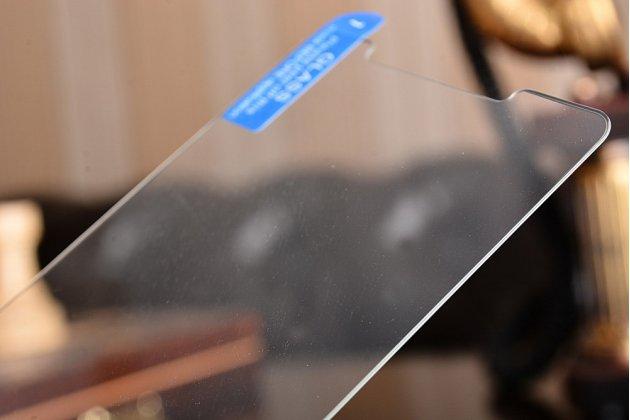 """Фирменное защитное закалённое противоударное стекло премиум-класса из качественного японского материала с олеофобным покрытием для телефона Samsung Galaxy C5 (C5000) 5.2"""""""