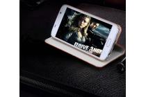 """Фирменный роскошный эксклюзивный чехол с объёмным 3D изображением рельефа кожи крокодила синий для for Samsung Galaxy C5 (C5000) 5.2"""". Только в нашем магазине. Количество ограничено"""