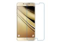 Фирменная оригинальная защитная пленка для телефона Samsung Galaxy C7 Pro SM-C7010 глянцевая