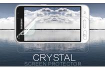 Фирменная оригинальная защитная пленка для телефона Samsung Galaxy J1 2016 SM-J120F/H DuoS глянцевая