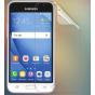 Фирменная оригинальная защитная пленка для телефона Samsung Galaxy J1 2016 SM-J120F/H DuoS глянцевая..