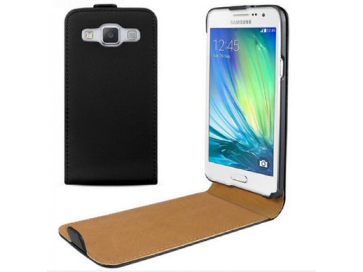 Фирменный оригинальный вертикальный откидной чехол-флип для for Samsung Galaxy J1 mini SM-J105F/H / J1 Mini 20..