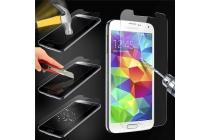 Фирменное защитное закалённое противоударное стекло премиум-класса из качественного японского материала с олеофобным покрытием для телефона Samsung Galaxy J1 mini SM-J105F/H / J1 Mini 2016 4.0