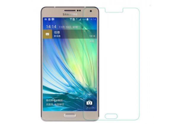 "Фирменная оригинальная защитная пленка для телефона Samsung Galaxy J3 (2016) SM-J320F/DS/J320H/DS 5.0"" глянцевая"