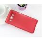 Фирменная задняя панель-крышка-накладка из тончайшего и прочного пластика для Samsung Galaxy J3 (2016) SM-J320..