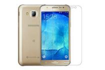"Фирменная оригинальная защитная пленка для телефона Samsung Galaxy J3 J300/ J3109 (5.0"") глянцевая"