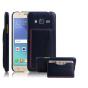 Фирменная роскошная элитная премиальная задняя панель-крышка для Samsung Galaxy J3 J300/ J3109 (5.0