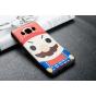 Фирменная уникальная задняя панель-крышка-накладка из тончайшего силикона для Samsung Galaxy J5 2016 SM-J510H/..