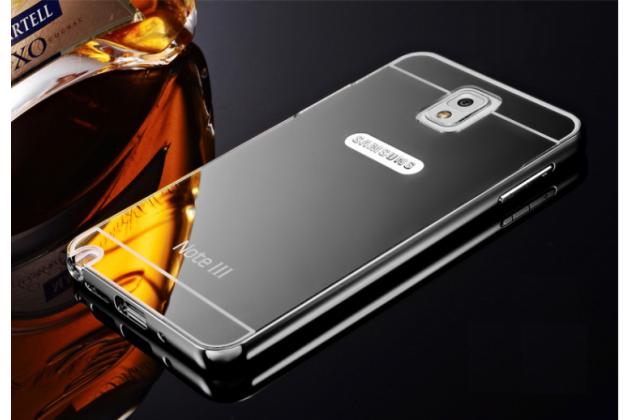 Фирменная металлическая задняя панель-крышка-накладка из тончайшего облегченного авиационного алюминия для Samsung Galaxy J1 2016 SM-J120F/DS черная