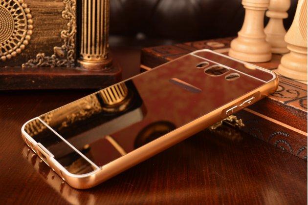 """Фирменная металлическая задняя панель-крышка-накладка из тончайшего облегченного авиационного алюминия для  Samsung Galaxy J7 2016 SM-J710x/ J710F 5.5"""" золотая"""