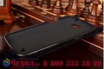 """Меховой пушистый чехол-панель для Samsung Galaxy Note 2 черный """"пушистик"""""""