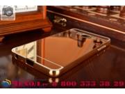 Фирменная металлическая задняя панель-крышка-накладка из тончайшего облегченного авиационного алюминия для Sa..