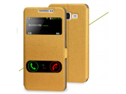 Фирменный чехол-книжка для Samsung Galaxy On7 O7 G600/G6000 5.5