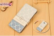 """Фирменный уникальный необычный чехол-книжка для Samsung Galaxy S Duos GT-S7562 """"тематика Корона в винтажном стиле"""""""