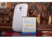Усиленная батарея-аккумулятор большой ёмкости 3900mah для телефона Samsung Galaxy S3 mini i8190 + задняя крышк..