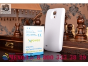 Усиленная батарея-аккумулятор большой ёмкости 4800mah для телефона Samsung Galaxy S4 Mini / S4 Mini Duos GT-i9..