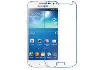 Фирменная оригинальная защитная пленка для телефона Samsung Galaxy S4 Mini GT-I9190/Duos GT-I9192/Plus глянцевая