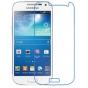 Фирменная оригинальная защитная пленка для телефона Samsung Galaxy S4 Mini GT-I9190/Duos GT-I9192/Plus глянцев..