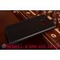 """Фирменный премиальный элитный чехол-книжка из качественной импортной кожи с мульти-подставкой и визитницей для Samsung Galaxy S6 Edge Plus + SM-G928 """"Ретро"""" черный"""